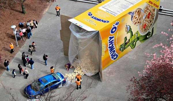 креативная реклама в ташкенте